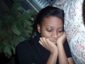 Sleepy Melanie
