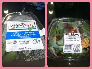 Salads - 1