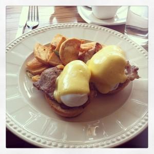 Eggs Benny - Cafe Fiorentina