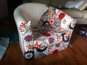 Ikea Upholstery Project_1
