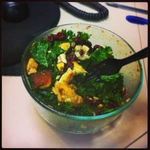 Kalad Salad ... Yum