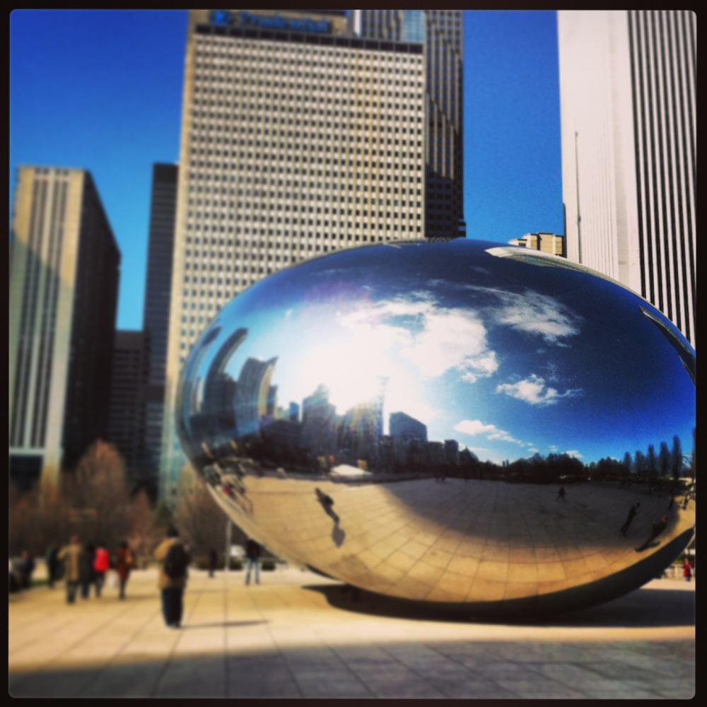 Millennium Park - The Bean