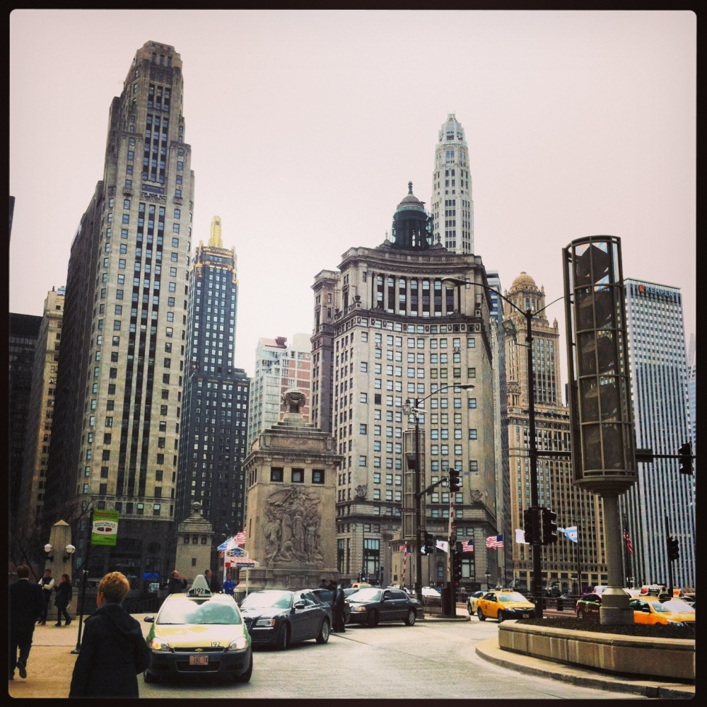 View of Wacker