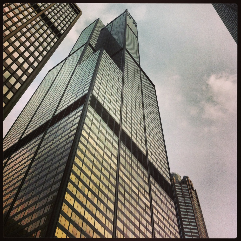 The Willis Tower (Sears Tower)