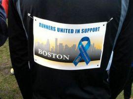 Toronto 10K - Toronto Supports Boston