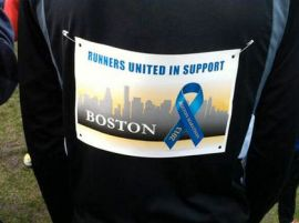 Toronto 10K - Toronto Supports Boston