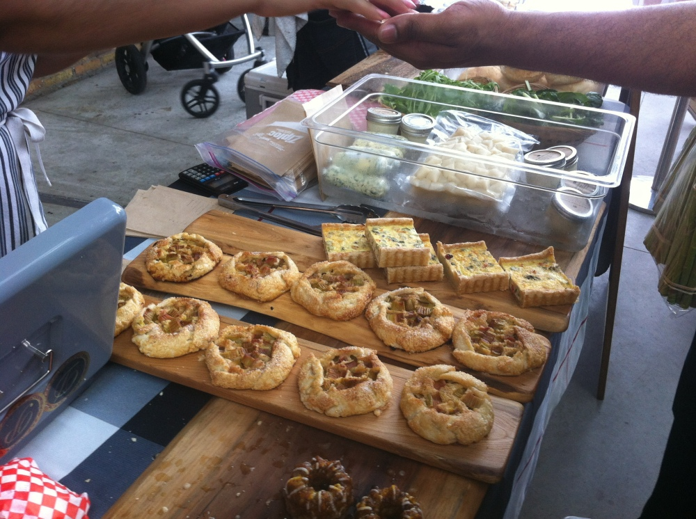 Pastries - Wychwood Barns