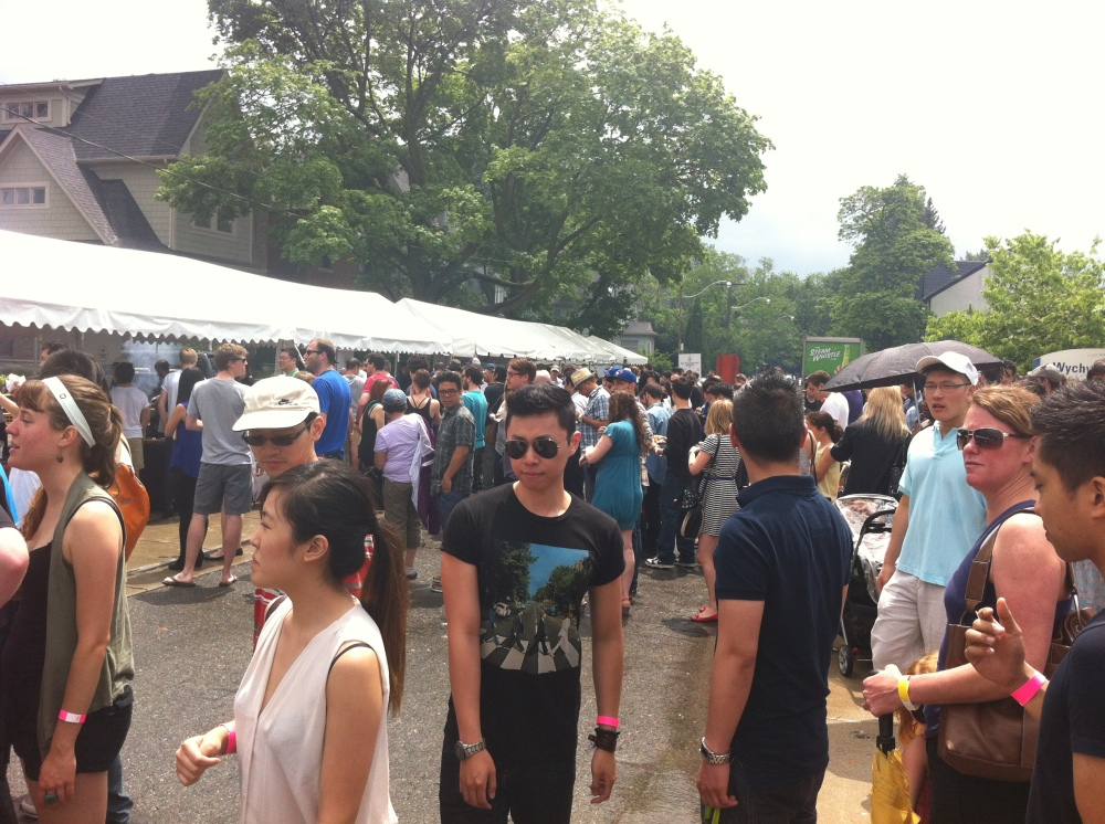 Wychwood Barns - Burger Line Up
