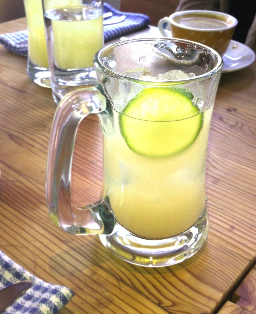 Lemonade with Cinnamon