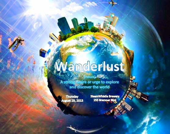 Wanderlust - Event held by Illuminare Foundation