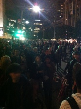 Nuit Blanche Crowd