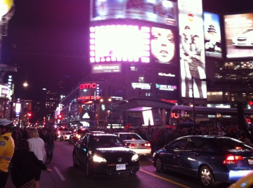 Nuit Blanche - Dundas Square