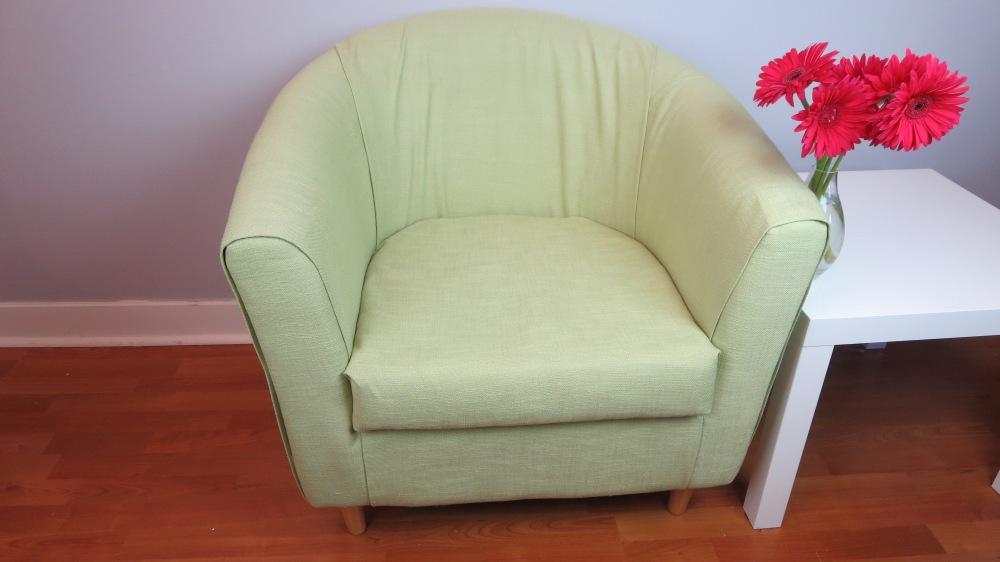 DIY Upholstery - Ikea Tullsta