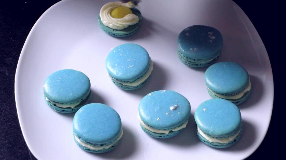 Making macarons isn't really that hard. Just follow the steps exactly and you'll have your very own delicious French cookies! You should make yours in a Cinderella theme like I did.
